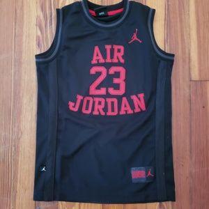 Michael Jordan #23 STITCHED Air Jordan Basketball